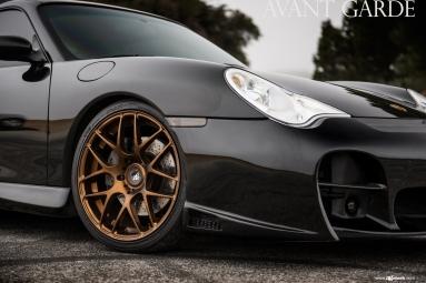 ruger-mesh-matte-antique-bronze-porsche-996-turbo-wheel